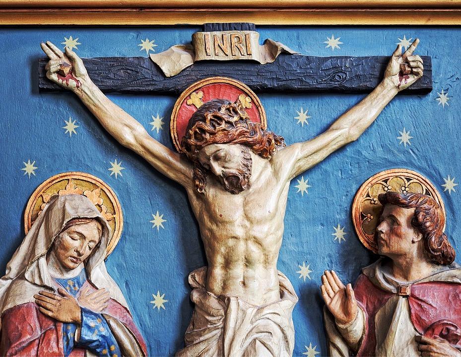 A húsvéti liturgiák és szentmisék rendje